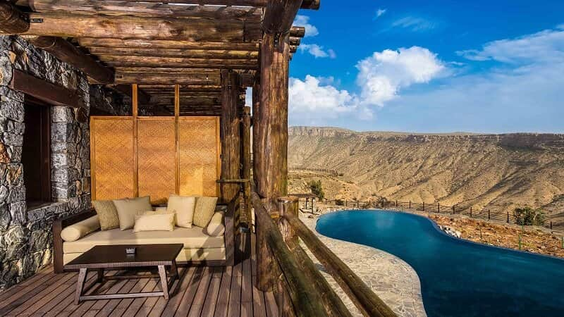 rekomendasi Hotel Diatas Tebing