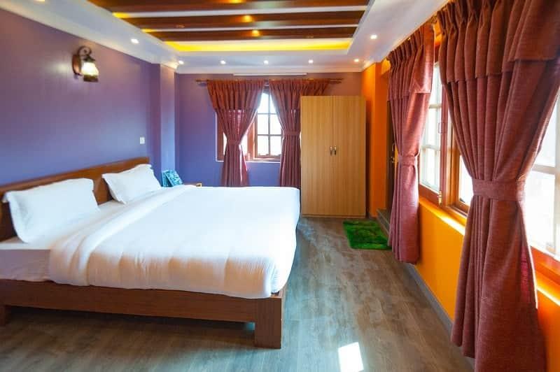 Hotel budget di Kathmandu