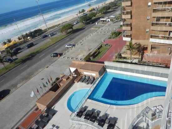 Hotel murah di Rio De Janeiro