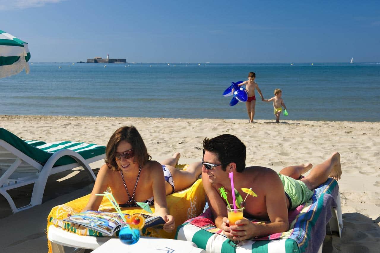 Wow! Ternyata Ini 10 Pantai Nudis Paling Hits di Dunia