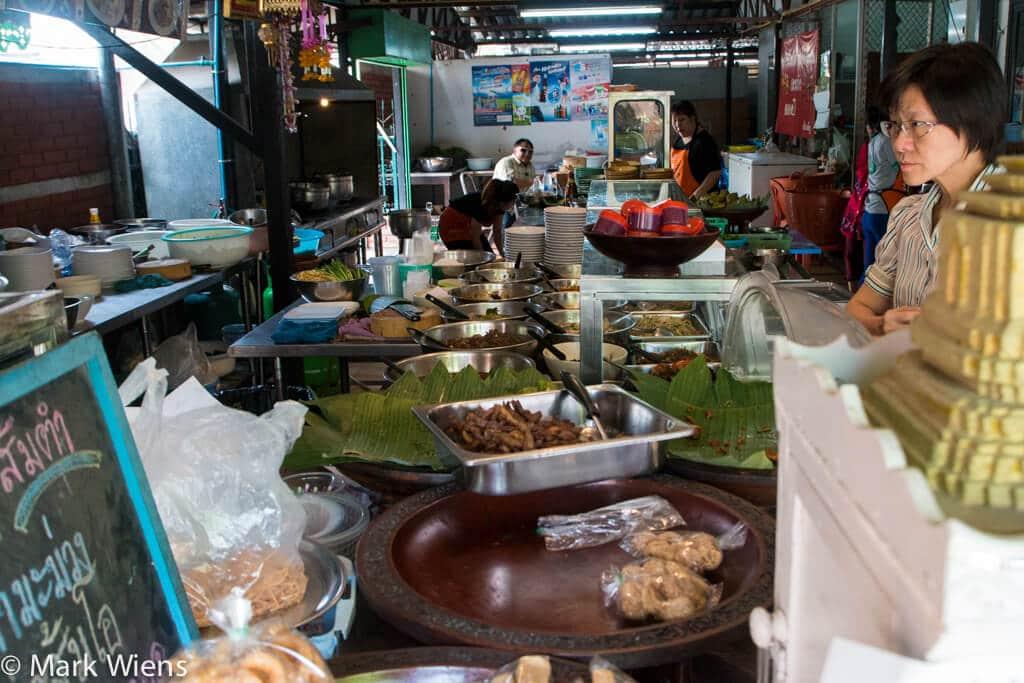 rekomendasi restoran enak di Chiang Mai
