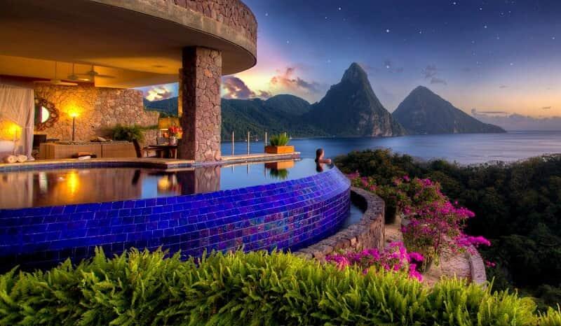 Hotel Diatas Tebing paling indah di dunia