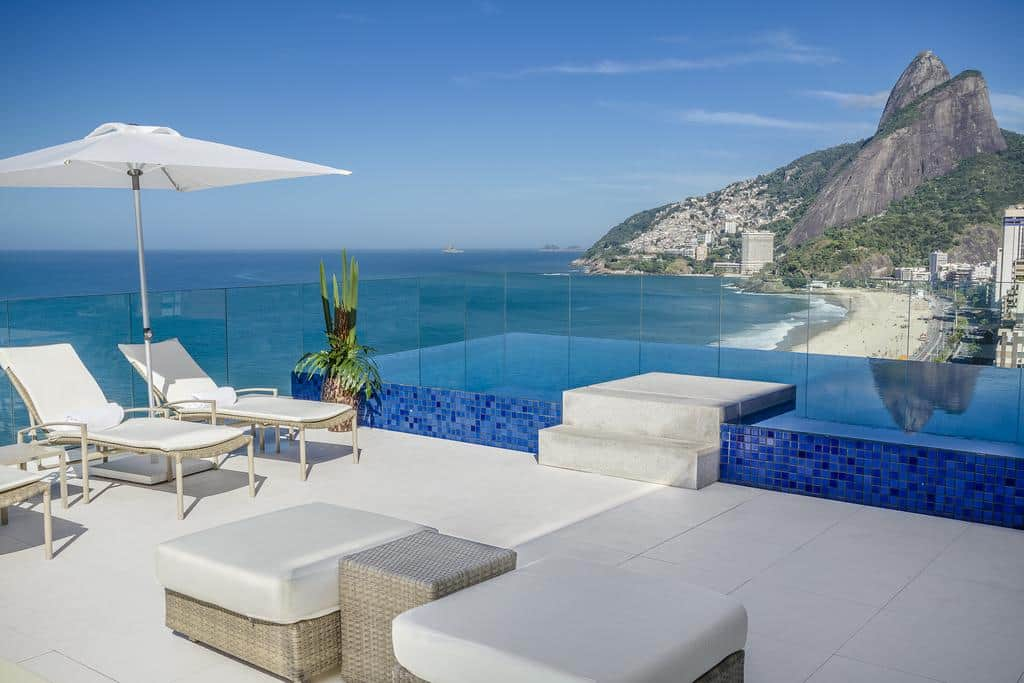 Rekomendasi Hotel terkenal di Rio De Janeiro