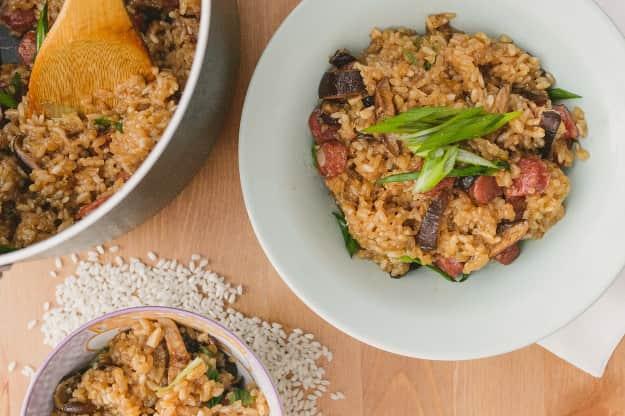 Menu Olahan Nasi Daging Paling Enak di Dunia