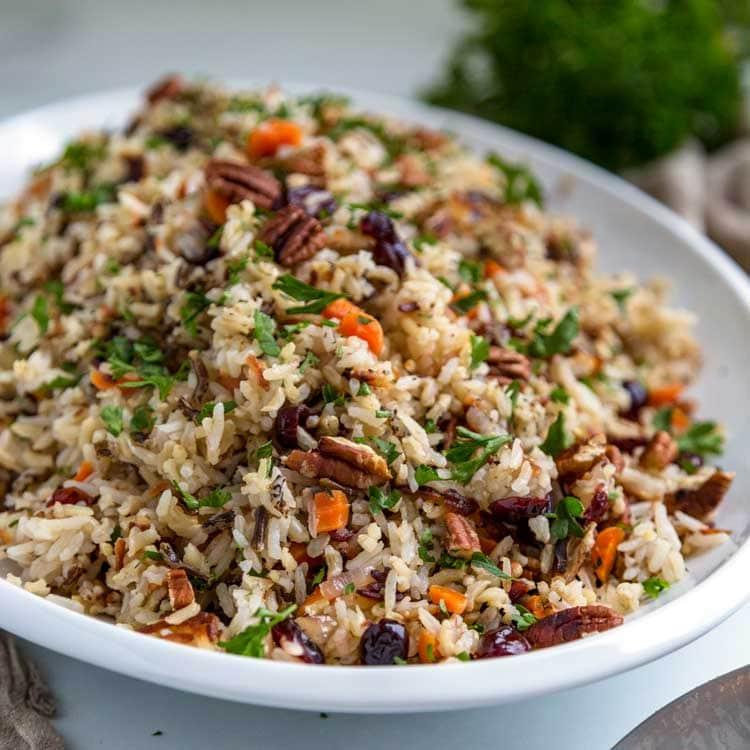 Menu Olahan Nasi Daging ternak di Dunia