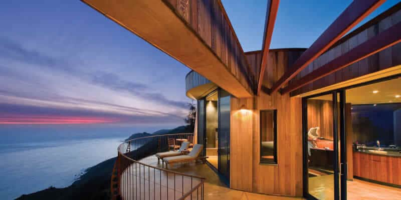 Hotel Diatas Tebing di dunia