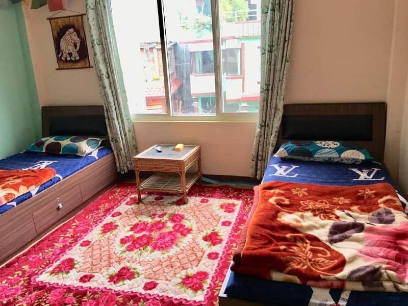 Hotel budget nyaman di Kathmandu