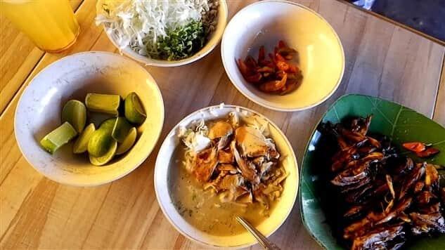 Kuliner Legendaris di Kediri