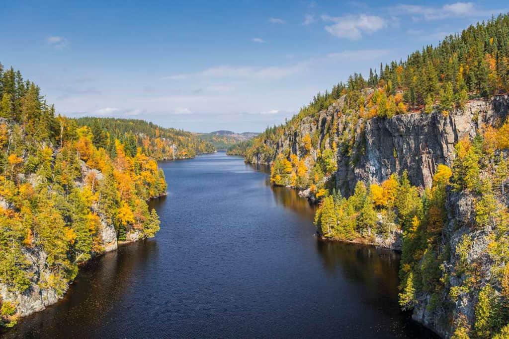 Taman nasional terbaik di Kanada