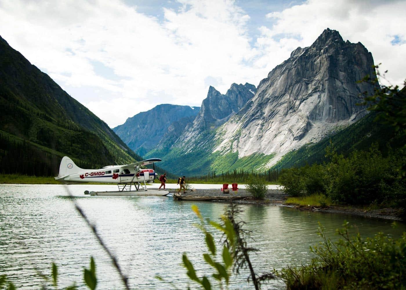 Taman nasional terindah di Kanada