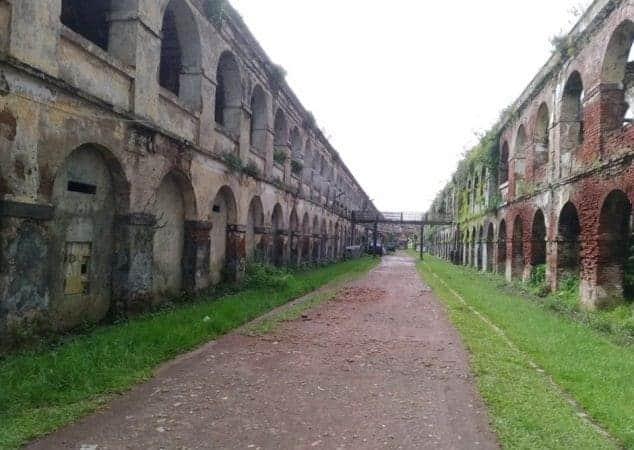 Benteng Paling menakutkan di Indonesia