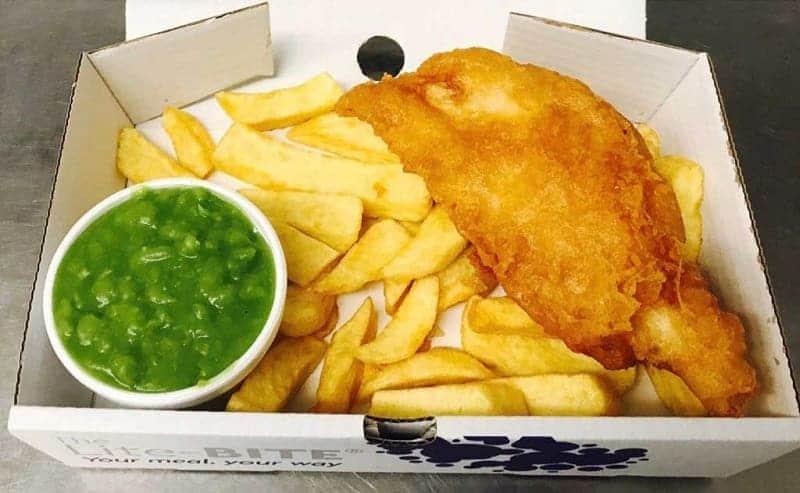 Fish and Chip Paling Enak Inggris