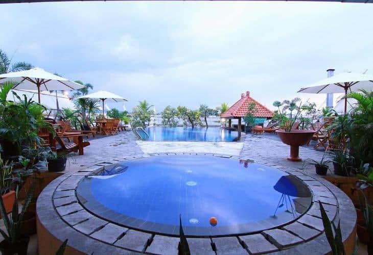 Penginapan dengan Kolam Renang Murah di Semarang