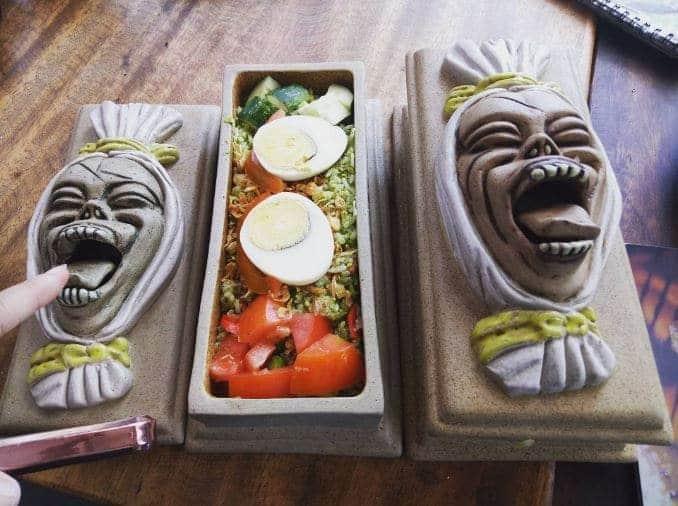 Kuliner Dengan Nama Horor