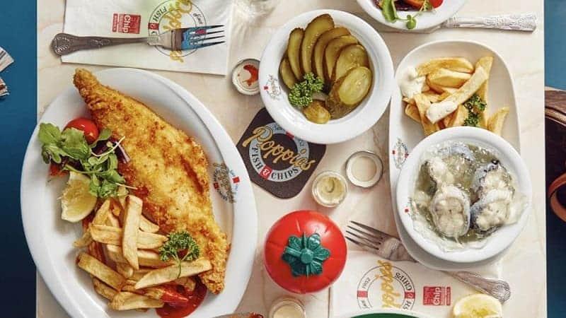10 Restoran Sajikan Fish and Chip Paling Enak Seantero Inggris