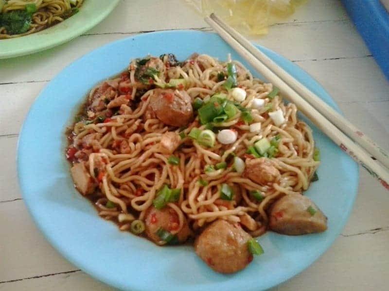 Kuliner Pedas di Semarang