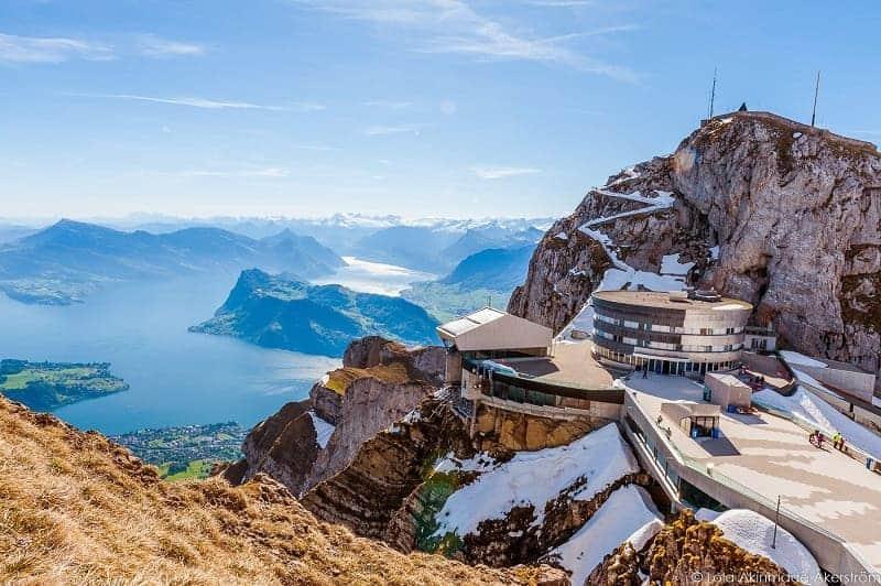 10 Wisata Alam Terbaik di Switzerland