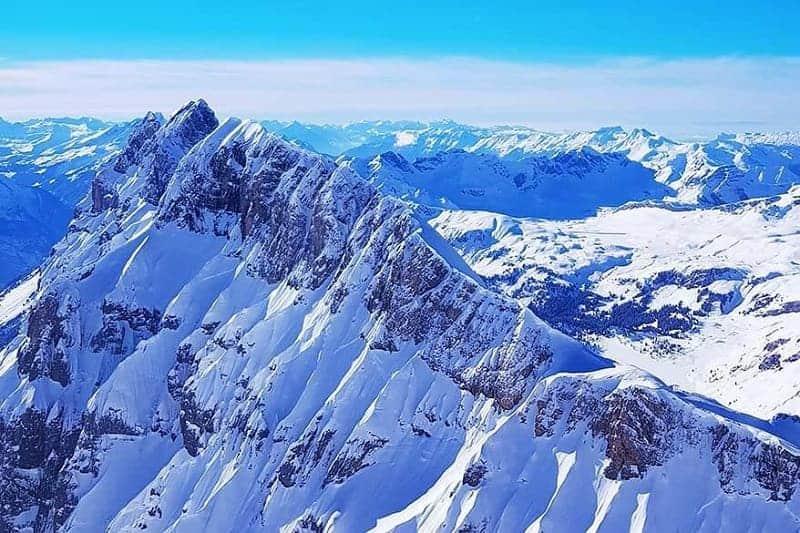 Wisata Alam Terbaik di Switzerland