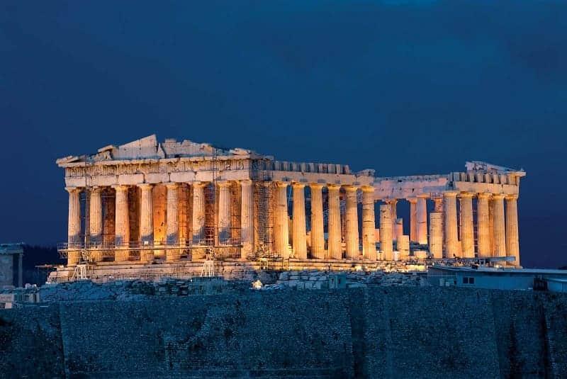 Acropolis & Parthenon