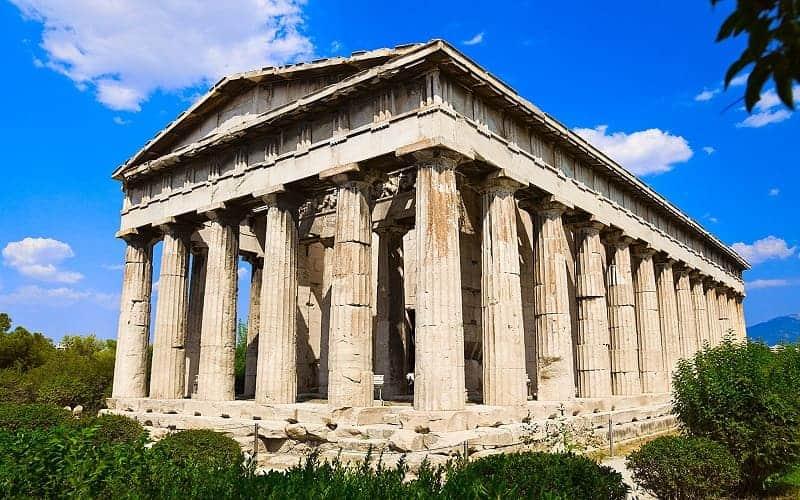 Wisata di Athena