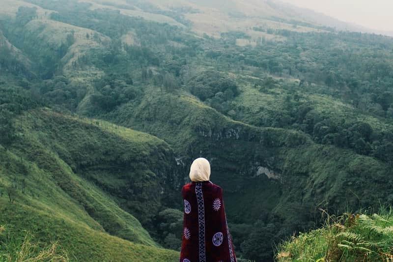 Spot Foto Hammock di Malang