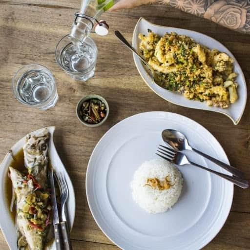 rekomendasi Makanan halal di Labuan bajo