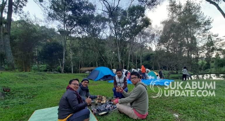 Tempat Kemping di Sukabumi