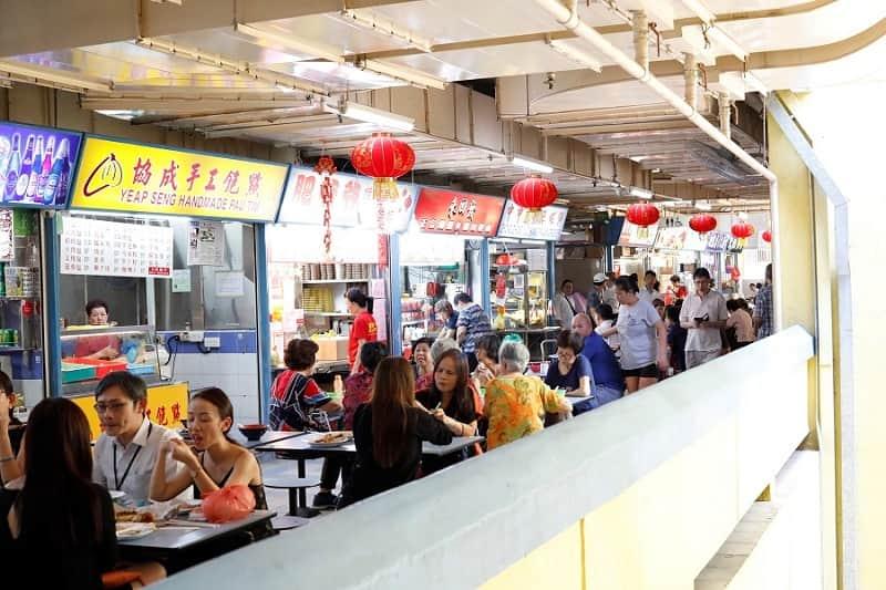 rekomendasi Tempat kuliner Malam di Singapura