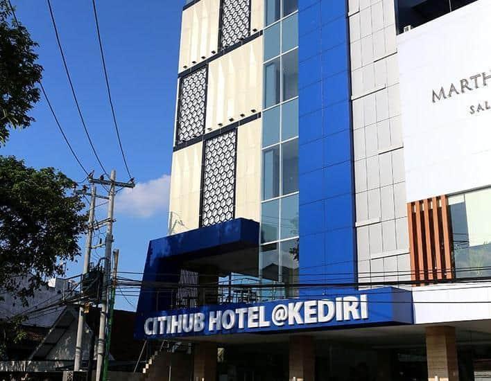 rekomendasi Hotel murah di Kediri