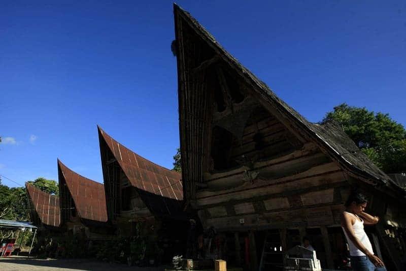 Tempat Wisata di Pulau Samosir