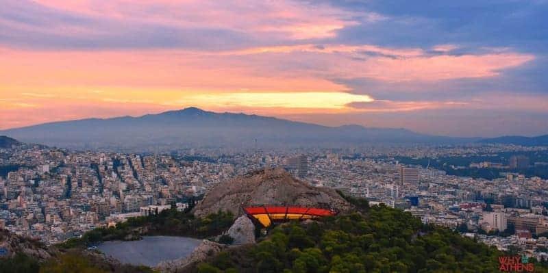 Tempat Wisata di Athena
