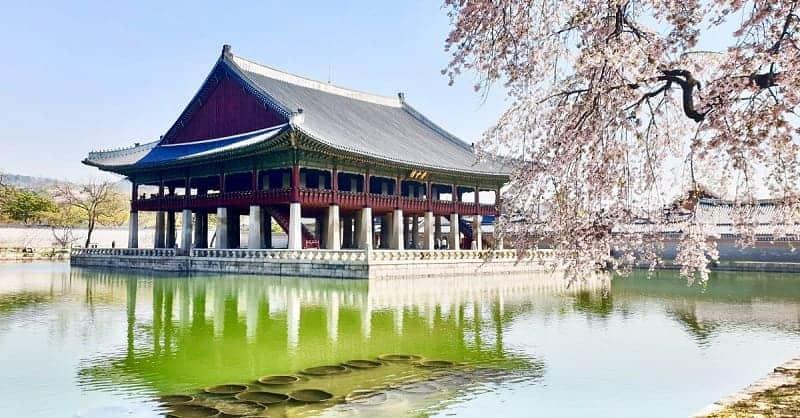 Istana Kerajaan Terkenal di Korea Selatan