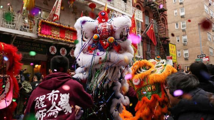 tahun baru china