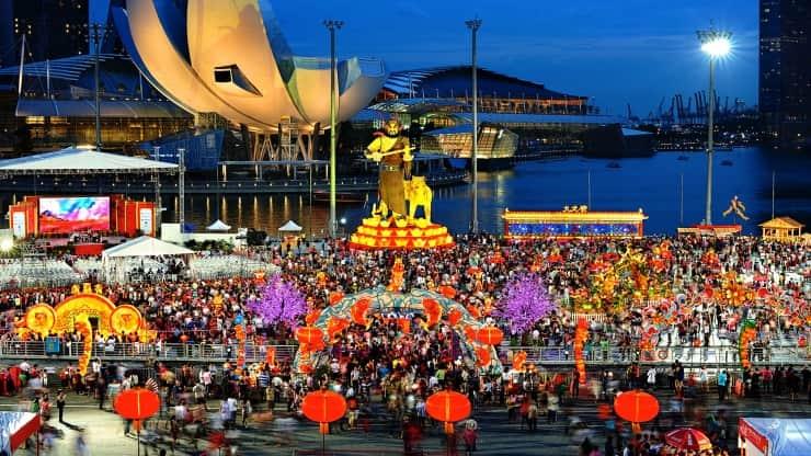 imlek singapura