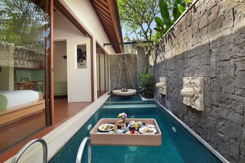 Vila Tepi Laut terindah di Bali