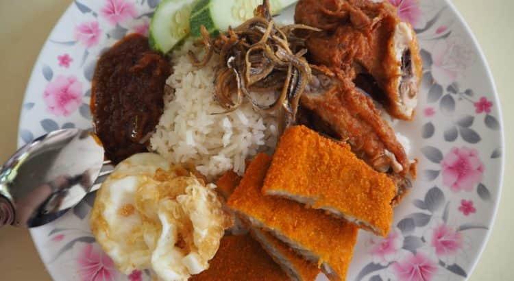 rekomendasi Nasi lemak terenak di Singapura