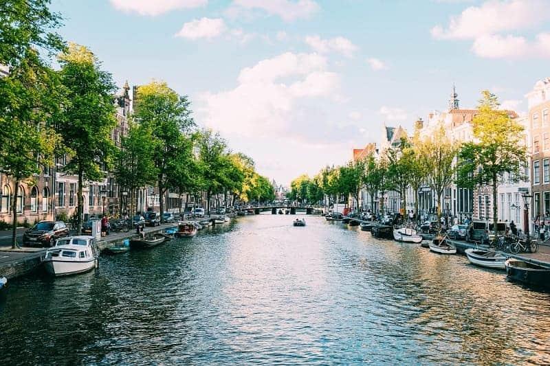 rekomendasi Wisata di Amsterdam