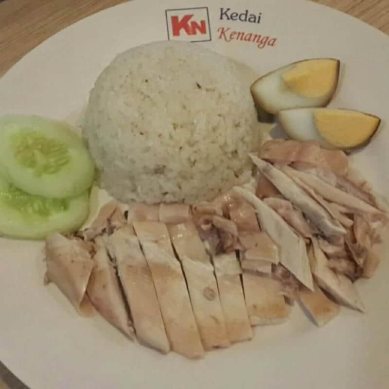 Ayam Hainan  Enak di Jakarta