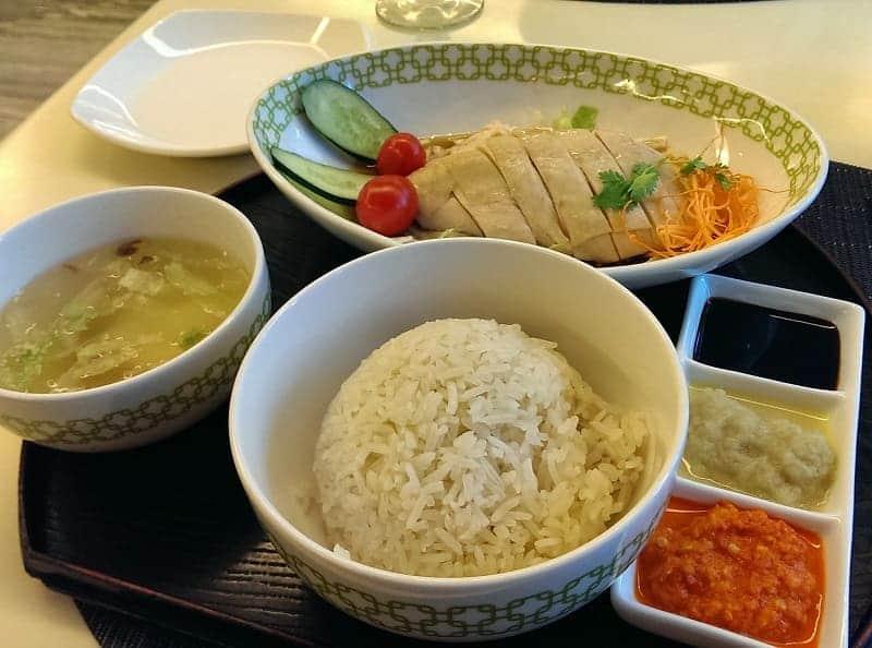 Ayam Hainan paling Enak di Jakarta