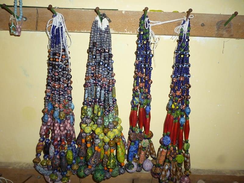 Manik-manik khas afrika