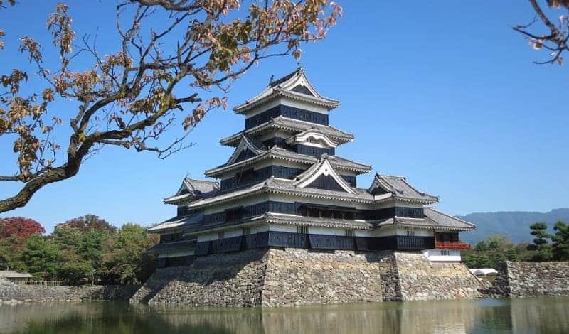 istana di jepang