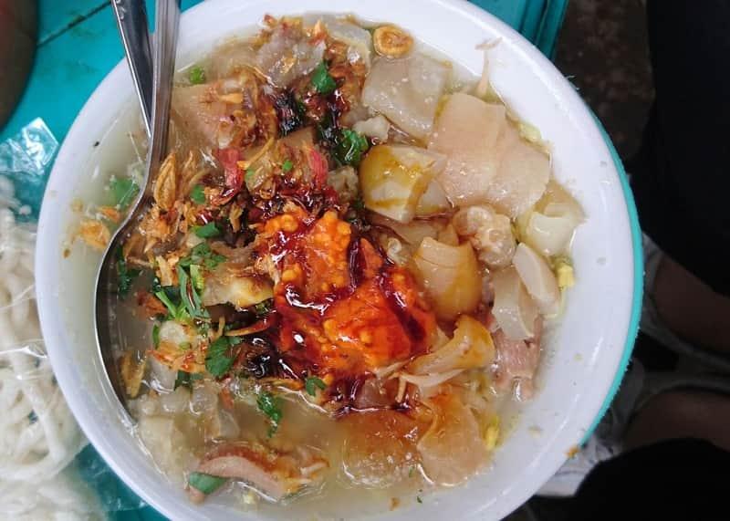 mie kocok mang nanang tea