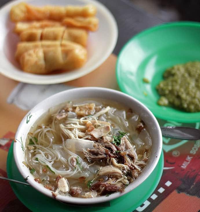 Mie Sop Medan enak di Medan