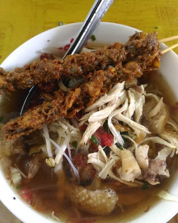 Mie Sop Medan legendaris di Medan