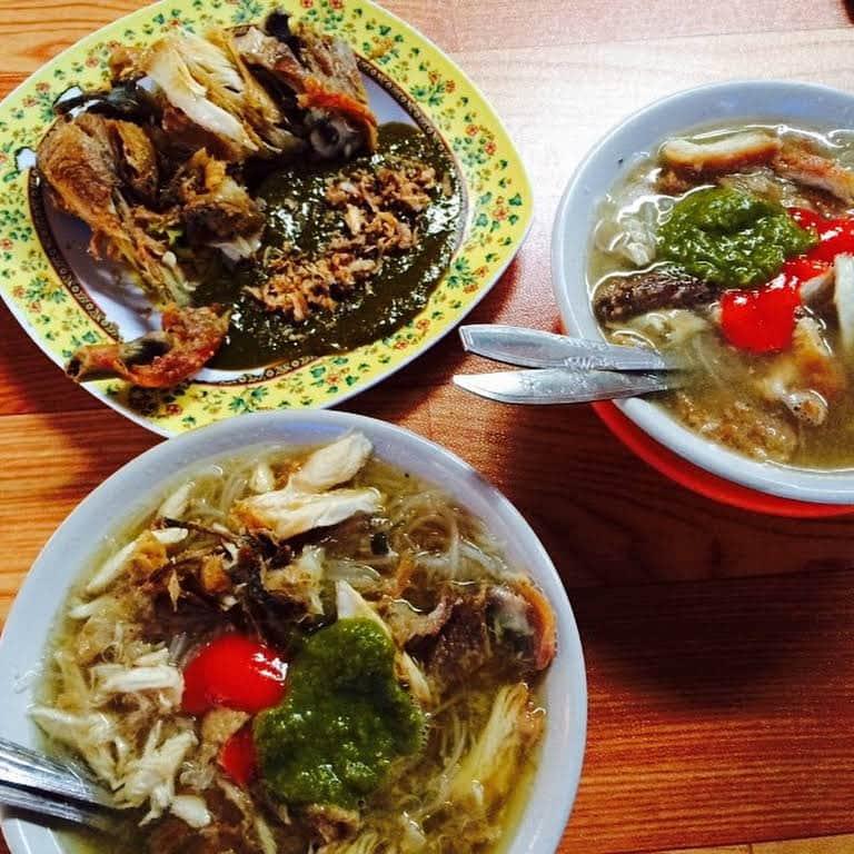Mie Sop Medan paling enak di Medan