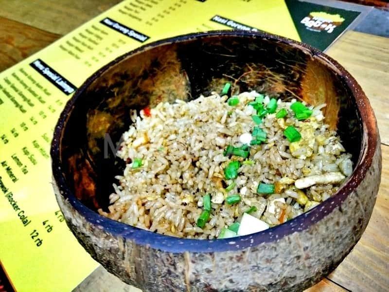 Nasi goreng enak di Malang