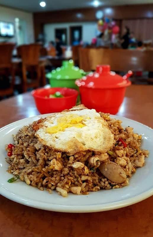Nasi goreng paling enak di Malang
