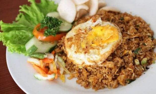 rekomendasi Nasi goreng enak di Malang