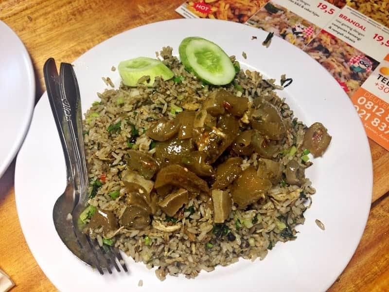 Nasi goreng terkenal di Malang