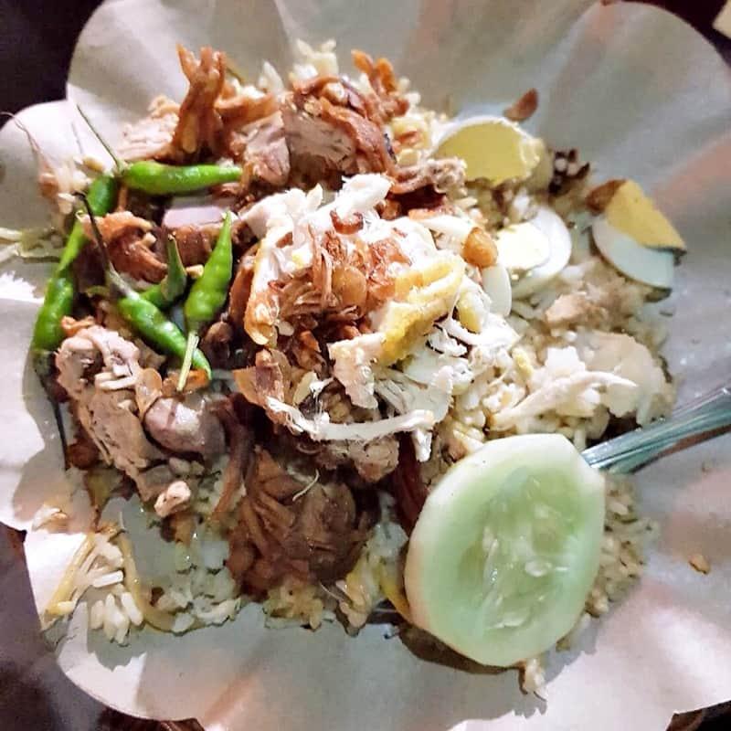 Nasi Goreng Resek Kasin
